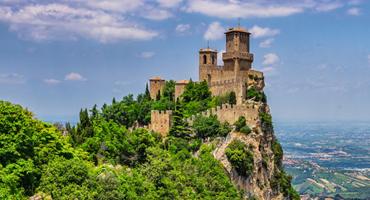 Dove siamo? A San Marino